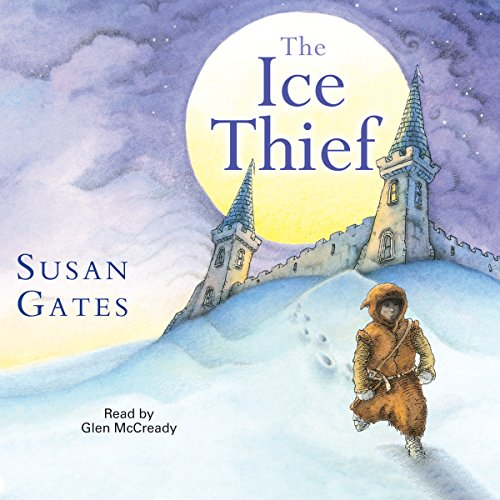 The Ice Thief cover art