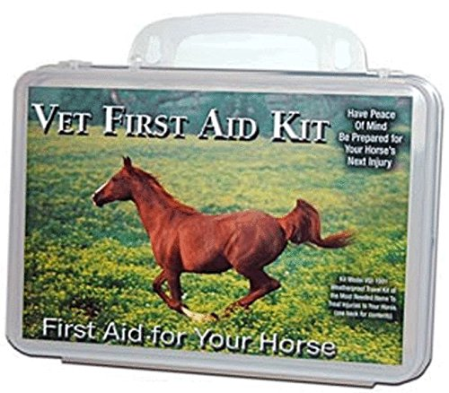 Vet First Aid Kit (equine) -  MWI ANIMAL HEALTH, 094372