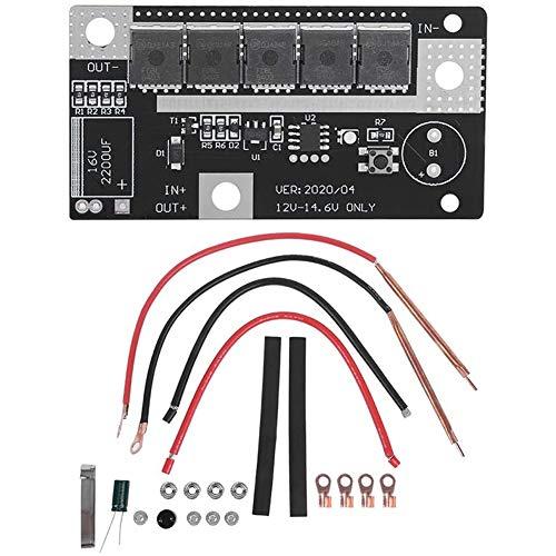 Fransande DIY Portátil Spot PCB Placa de Circuito para Almacenamiento de Energía Batería Kit de Soldadura 12V