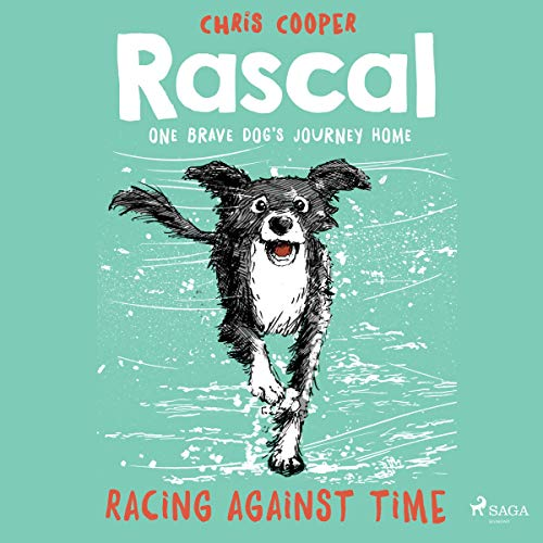 Racing Against Time audiobook cover art