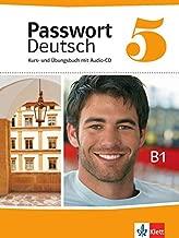 Passwort Deutsch: Kurs- Und Ubungsbuch 5 MIT Audio-cd by Ulrike Albrecht (2014-03-01)