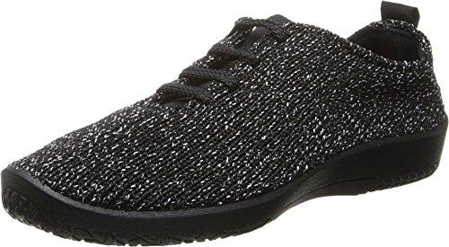 Arcopedico Black Starry Nite Shocks LS Shoe 6.5 M US