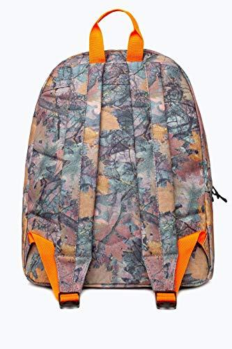 HYPE - Mochila Casual Naranja Camouflage Talla única