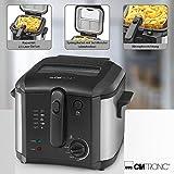 Zoom IMG-2 clatronic fr 3649 friggitrice 1600