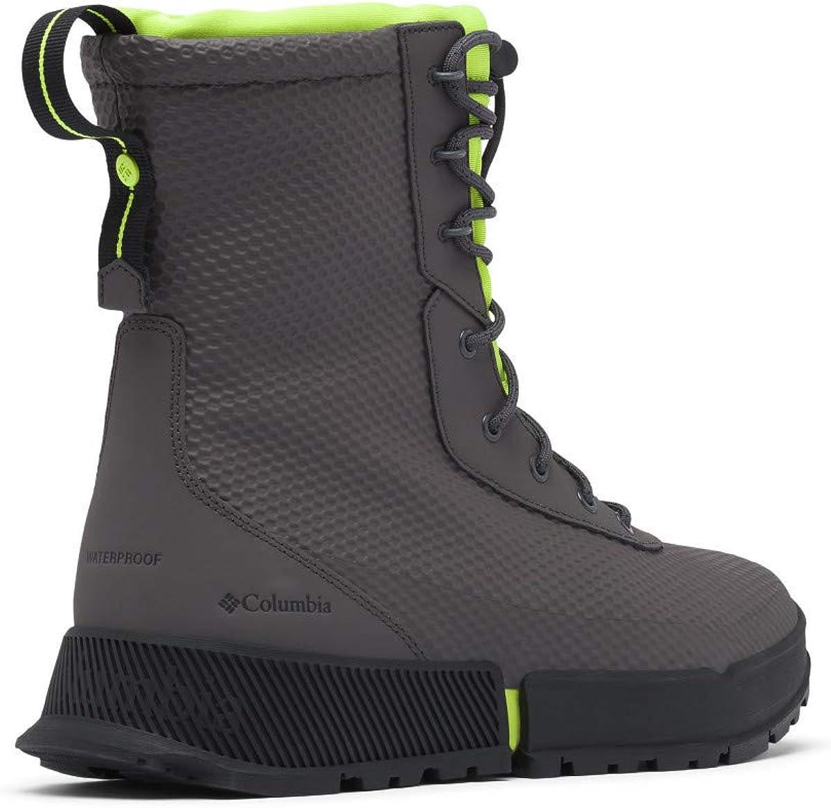 Columbia Mens Hyper-Boreal Omni-Heat Tall Snow Boot