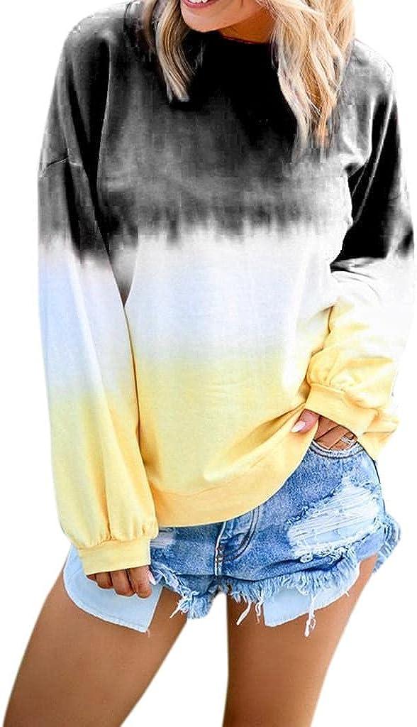 Sweaters for Women Cardigan, Women's Hoodies Long Sleeve Shirt Casual Graphic Tee Shirt Fall Clothes for Women Tops Blouse