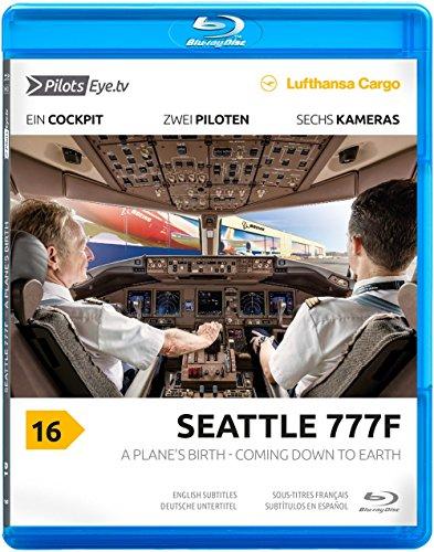 PilotsEYE.tv | SEATTLE | Cockpitmitflug B777 | LUFTHANSA Cargo|