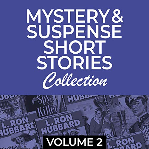Mystery & Suspense Short Stories Collection Volume 2 cover art