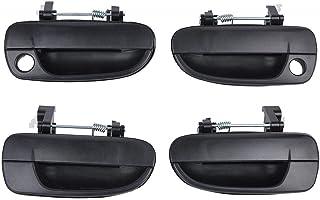 akhan ctg70/ /Chrom/é Poign/ée de Porte blenden Jeu de poign/ée de Porte-blenden Convient pour Hyundai Santa Fe