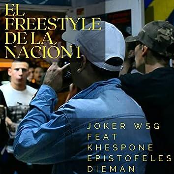 El Freestyle De La Nacion 1.