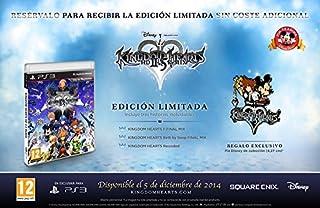 Kingdom Hearts HD II.5 ReMix - Edición Limitada (B00M6NRC6E) | Amazon price tracker / tracking, Amazon price history charts, Amazon price watches, Amazon price drop alerts