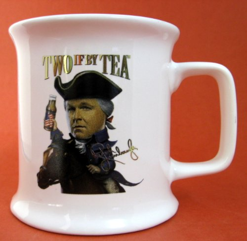 Rush Limbaugh O Say Can You Tea Two If By Tea Coffee Mug