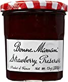 100% all-natural strawberry preserves Real fruit delivers real, rich flavor Made in France without high fructose corn syrup