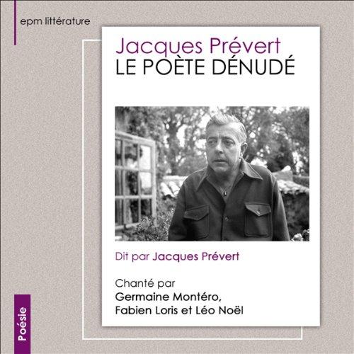 Le poète dénudé  audiobook cover art