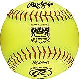 Rawlings Official NAIA Fastpitch Softball, NAIAFP, Single Ball