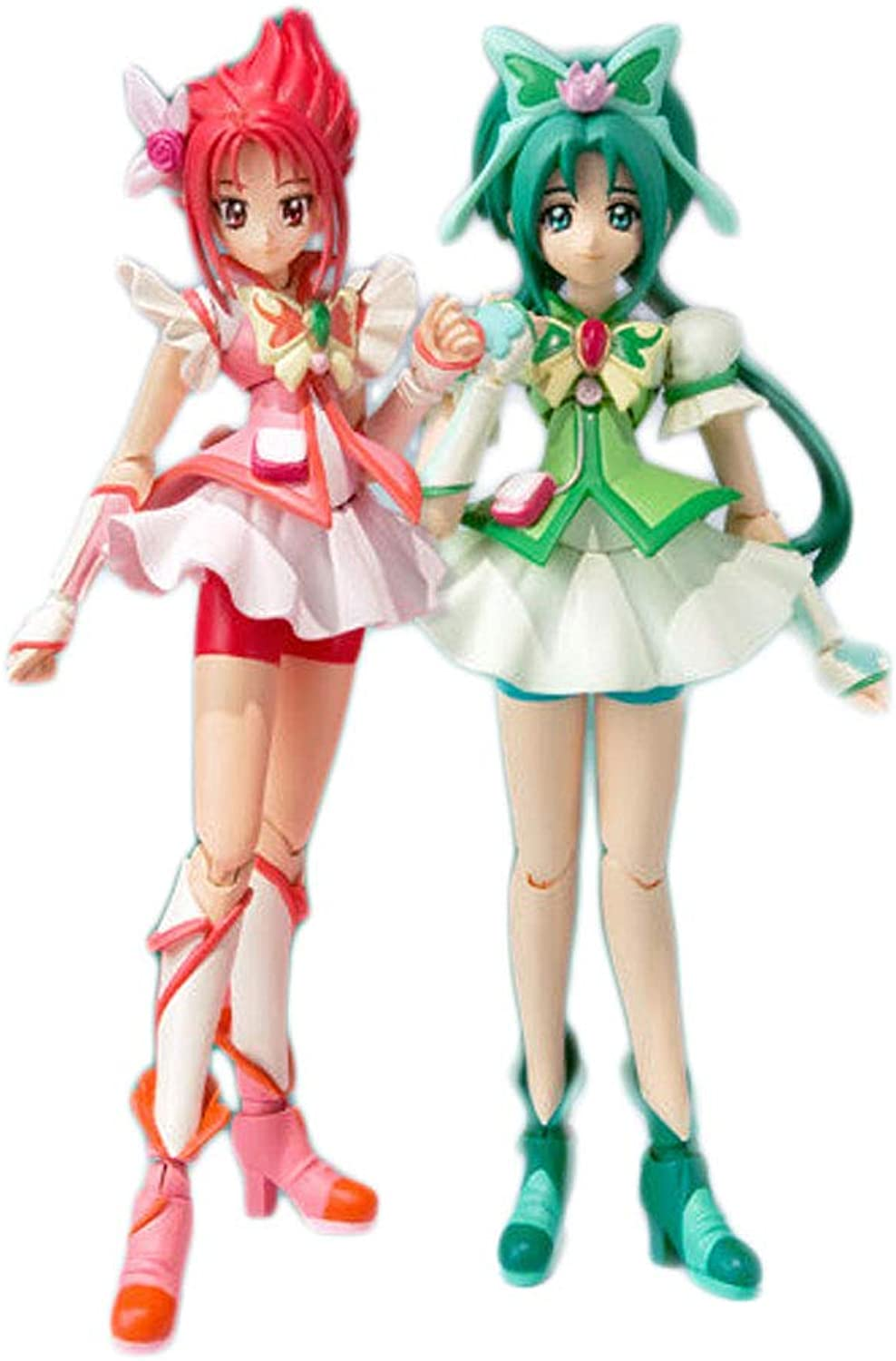 SH Figurarts Cure Mint & Cure red limited PreCure [Japan] (japan import)