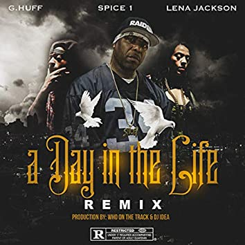 A Day in the Life (feat. Spice 1) [Remix]