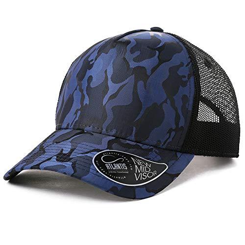 Atlantis Herren Baseball Cap Gr. 56, 99768_Navy