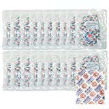 AwePackage 500cc Oxygen Absorber(20 Individual Packs of 10 Packet, Total 200 Packets) - Long Term Food Storage (200, 500 CC)