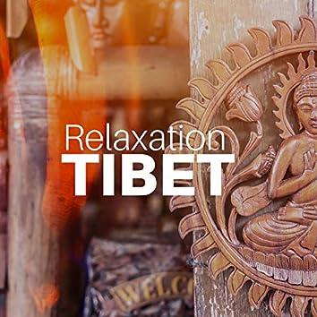 Relaxation Tibet - Musique de Bouddha Cd, Nature Tibétain, Bol Tibetain