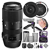 Sigma 100–400mm f / 5–6.3DG OS HSM Contemporary Nikon KM0918