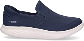 MBT Luxury Fashion Womens 7026281336 Blue Slip On Sneakers | Fall Winter 19