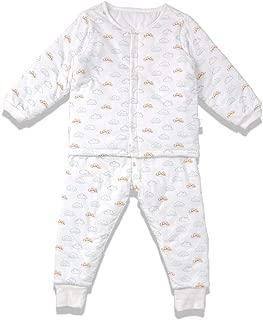 i-baby Zweiteiliger Schlafanzug 4.5 Tog Winter Kinder Pyjama Verdicken Babyspielanzug Outfit Baumwolle Jungen M/ädchen Unisex Langarm Verpackt in sch/öner Box