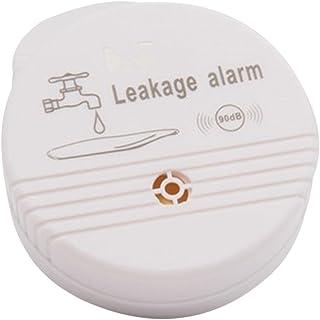 MagiDeal Battery Powered Water Alarm Water Leakage Leak Sensor Detector Kitchen Sink Bath Tub Overflow Alarm Home Water Sa...