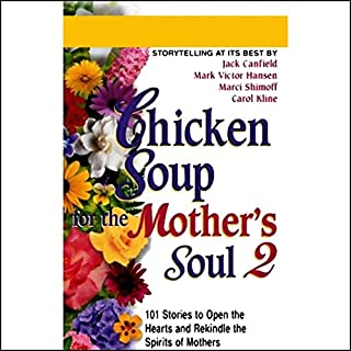 Chicken Soup for the Mother's Soul 2 audiobook cover art