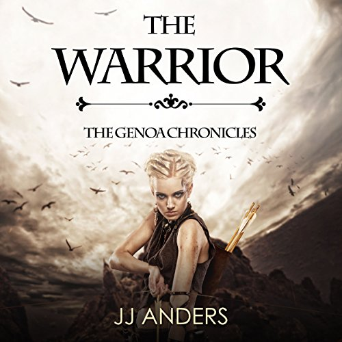The Warrior     The Genoa Chronicles, Book 2              By:                                                                                                                                 JJ Anders                               Narrated by:                                                                                                                                 Marnye Young                      Length: 9 hrs and 11 mins     4 ratings     Overall 4.5