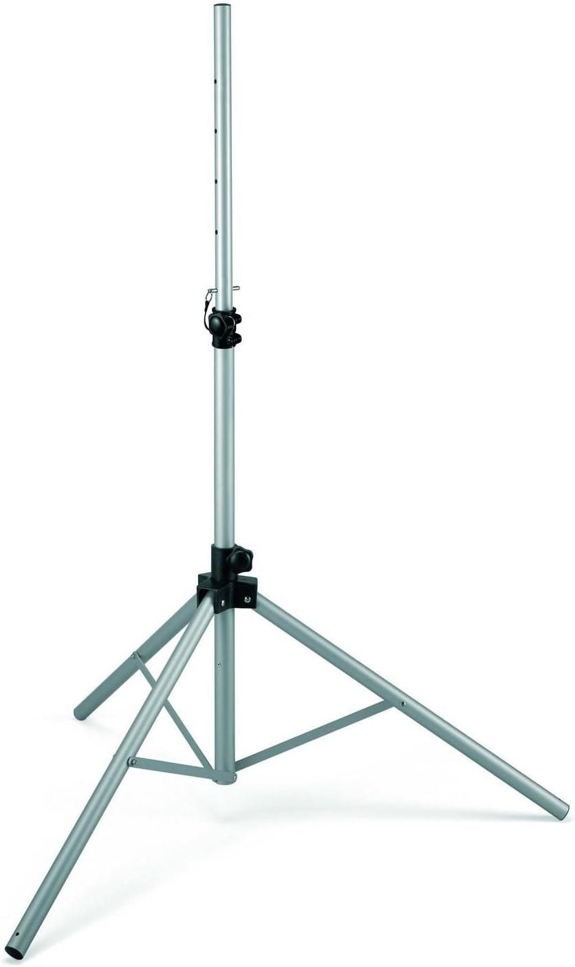 Microelectronic Deluxe - Antena parabólica para camping, plateado (importado)