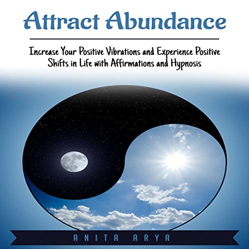 Attract Abundance audiobook cover art