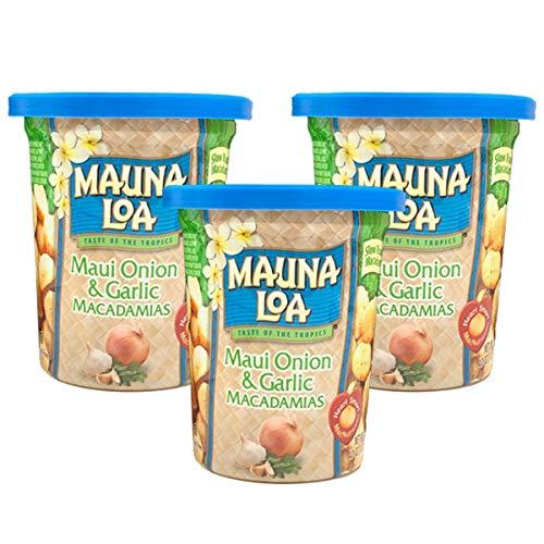 マウナロア オニオンガーリック マカダミアナッツ [並行輸入品] (【3缶】)