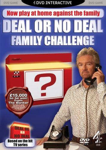 Deal Or No Deal Family Challen [Edizione: Regno Unito]