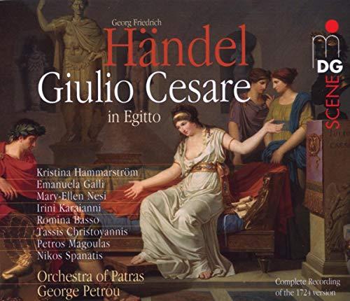 Händel: Giulio Cesare in Egitto, HWV 17