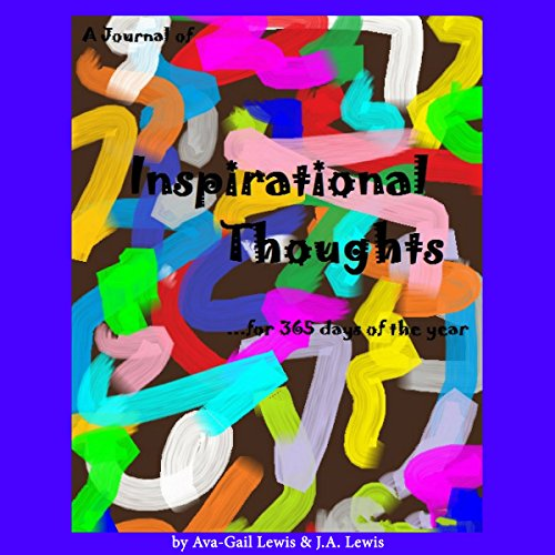 A Journal of Inspirational Thoughts audiobook cover art