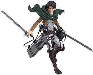 lkw-love Ataque de Adorno Coleccionable de Personajes de Anime Modelo: Titán: la decoración de la Figura Modelo es de Aproximadamente 5 9 Pulgadas de decoración