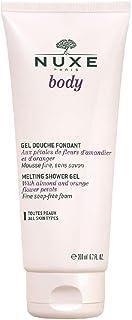 Nuxe Body Fondant Shower Gel For Women, 200 ml