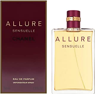 Chanel Allure Sensuelle Edp Vapo 50 Ml 1 Unidad 50 g
