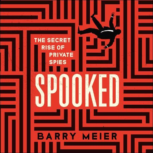 Spooked Audiobook By Barry Meier cover art