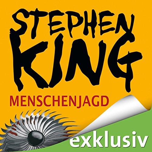 Menschenjagd audiobook cover art