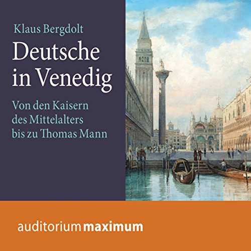 Deutsche in Venedig audiobook cover art