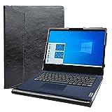 """Alapmk Specialmente Custodia Protettiva per 14"""" Lenovo Ideapad 3 14IML05 14ADA05 14ARE05 14IGL05 14IIL05/ideapad S145 S145-14IWL S145-14API Laptop[Non compatibili con: IdeaPad 3 CB 14IGL05],Nero"""