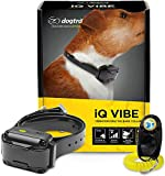 Dogtra IQ Vibe Vibration No Bark Collar - Rechargeable, High-Performance Pager,...