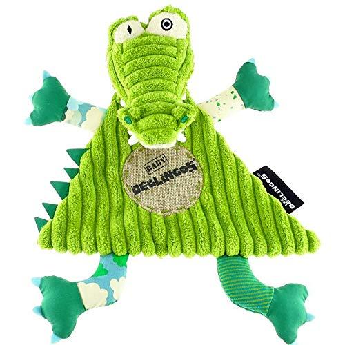 Un Jeu Des Jouets Doudou Plat Déglingos Aligatos Le Crocodile