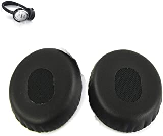 QC3 Replacement Earpads Ear Pad Cushion Compatible with Bose QC3 QuietComfort 3 OE/ OE1 Headphones (Earpads)
