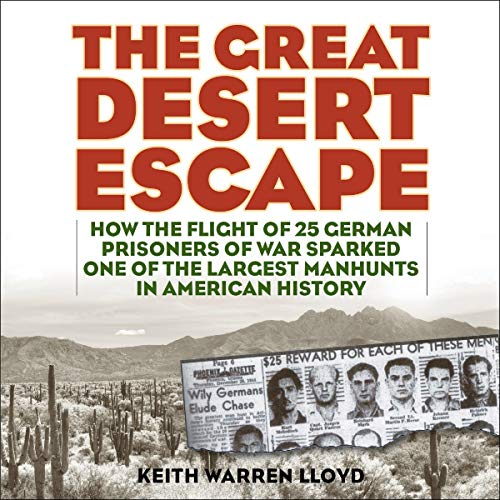 The Great Desert Escape  By  cover art