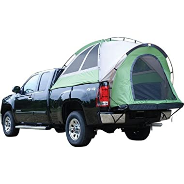 NAPIER Backroadz Compact Short Bed Truck Tent, 6-Feet, Green/Beige/Grey