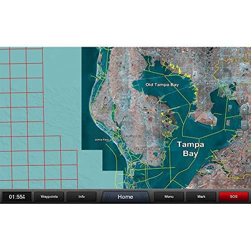 Garmin Standard Mapping - Florida West Pen Premium microSDTM / SDTM Card