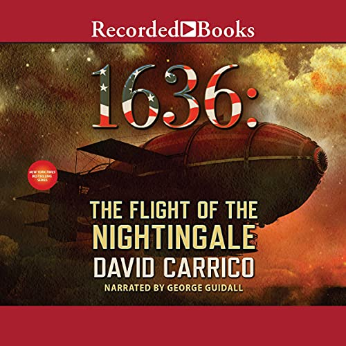 1636: The Flight of the Nightingale cover art